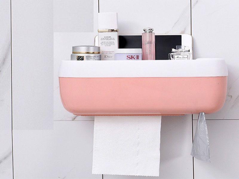 Với thiết kế và mẫu mã đa dạng hộp giấy còn tăng tính thẩm mỹ cho căn phòng