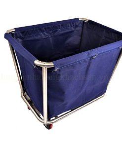 Xe đẩy đồ vải inox VS62X01