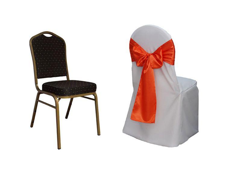 Chọn chất liệu ghế phù hợp với không gian buổi tiệc