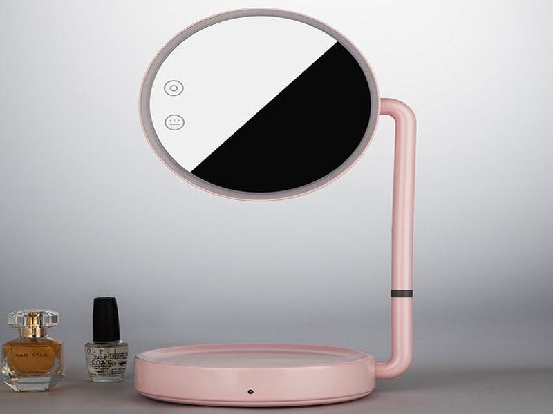 Nên chọn gương có thể điều chỉnh được góc độ khi cần thiết
