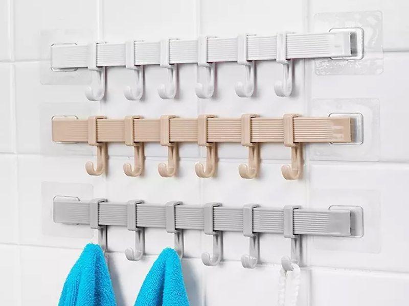 Móc treo đồ dụng cụ phòng tắm