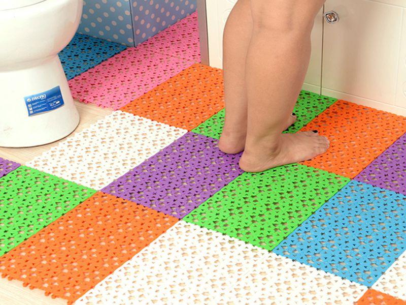 Thảm nhà tắm thông minh dùng để lót chân