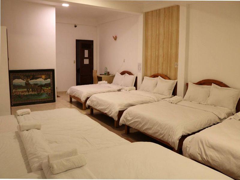 Trang bị thêm giường phụ giúp khách hàng tiết kiệm được chi phí tối đa