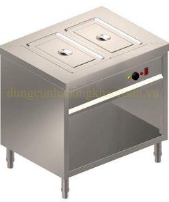 Tủ hâm nóng 2 khay dùng điện BE-THN-2GN1/1