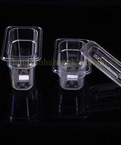 Khay nhựa GN 1/9 BF312K10-5