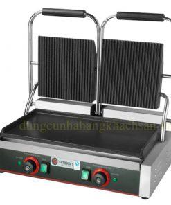 Máy nướng thịt đôi có rãnh ZH-813A