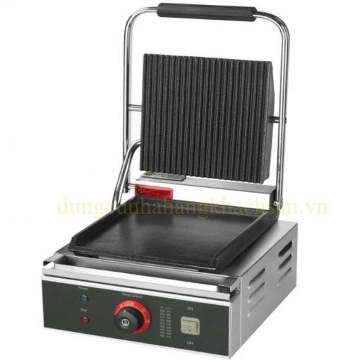 Máy nướng thịt đơn (trên có rãnh dưới phẳng) ZH-811A