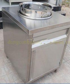 Tủ Hâm Nóng Canh, Soup, Cháo Dùng Điện 1 Ngăn