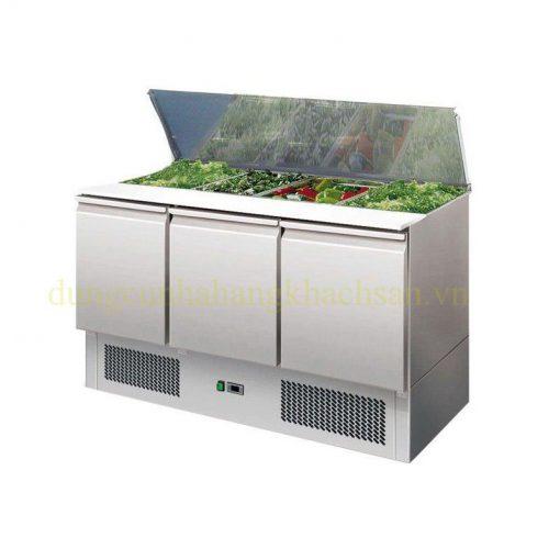 Bàn trưng bày Salad 3 cánh ESL3850