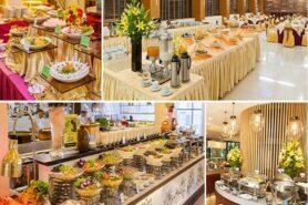 Những đồ dùng cho tiệc buffet không thể thiếu cho nhà hàng khách sạn
