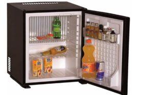 Điều chỉnh nhiệt độ thích hợp cho tủ mini bar