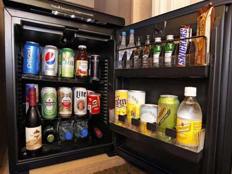 Tiết kiệm điện cho tủ mini bar trong khách sạn là vô cùng cần thiết