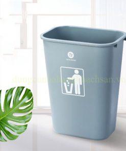 Thùng rác nhựa GX-006B