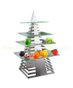 Tháp trang trí thức ăn BF8184-1
