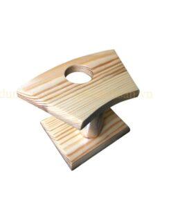 Khay gỗ trang trí Temaki – 1 lỗ NM-BF0011
