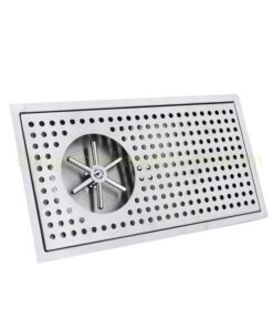 Khay rửa ly quầy bar âm bàn QBHD-49-2