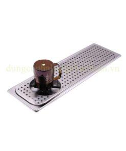 Khay rửa ly quầy bar âm bàn QBHD-49-1