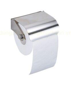Hộp đựng khăn giấy inox 304 tròn nhỏ 121614033