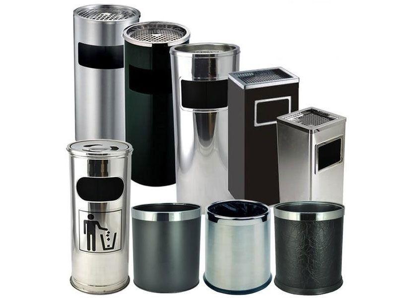 Những ưu điểm nổi bật khi sở hữu một thùng rác văn phòng