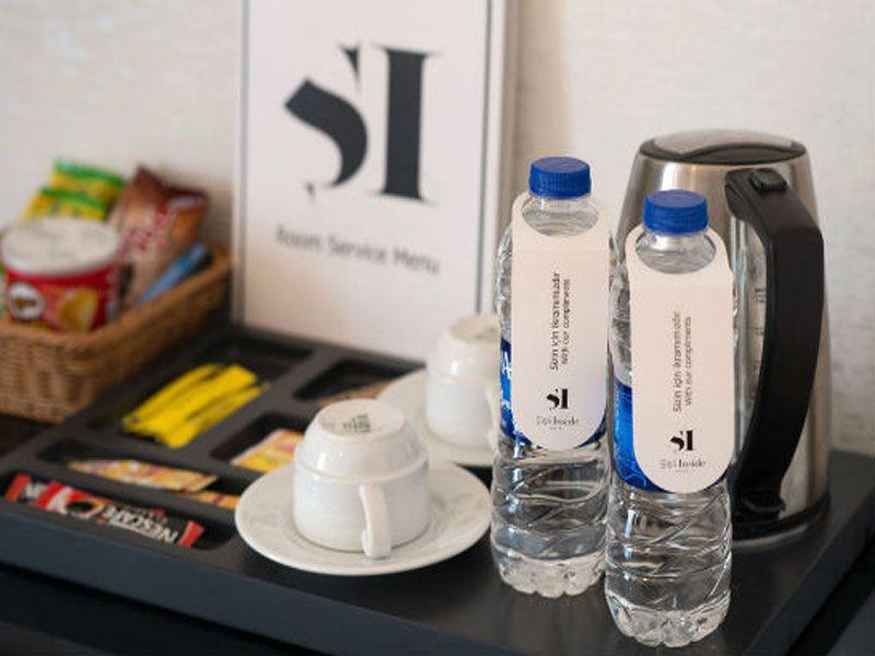 Nước lọc, café đối với các khách sạn 2 – 3 sao có thể tính phí