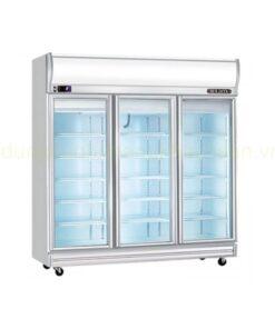 Tủ mát 3 cánh kính Berjaya NM-3D/DC-SM
