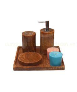 Bộ dụng cụ phòng tắm PN-NM-A03
