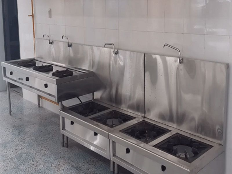 Bếp hầm đơn và hầm đôi có nguyên lý hoạt động tương tự nhau