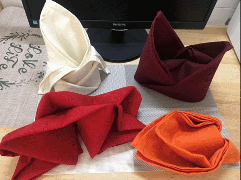 Dungcunhahangkhachsan – Địa chỉ sản xuất và cung cấp khăn ăn uy tín chất lượng