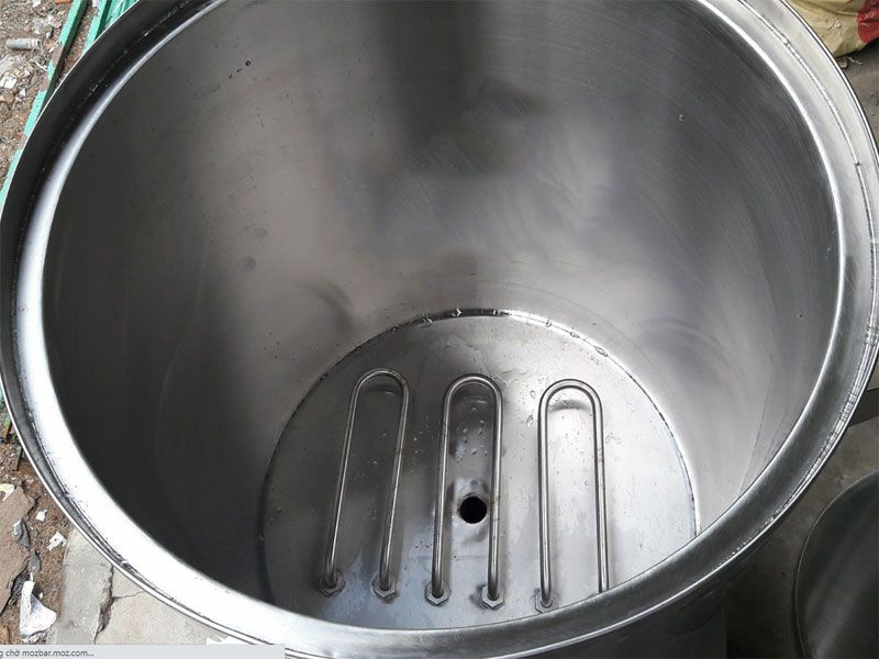 Nguyên tắc hoạt động của nồi nấu cháo cũng vô cùng đơn giản
