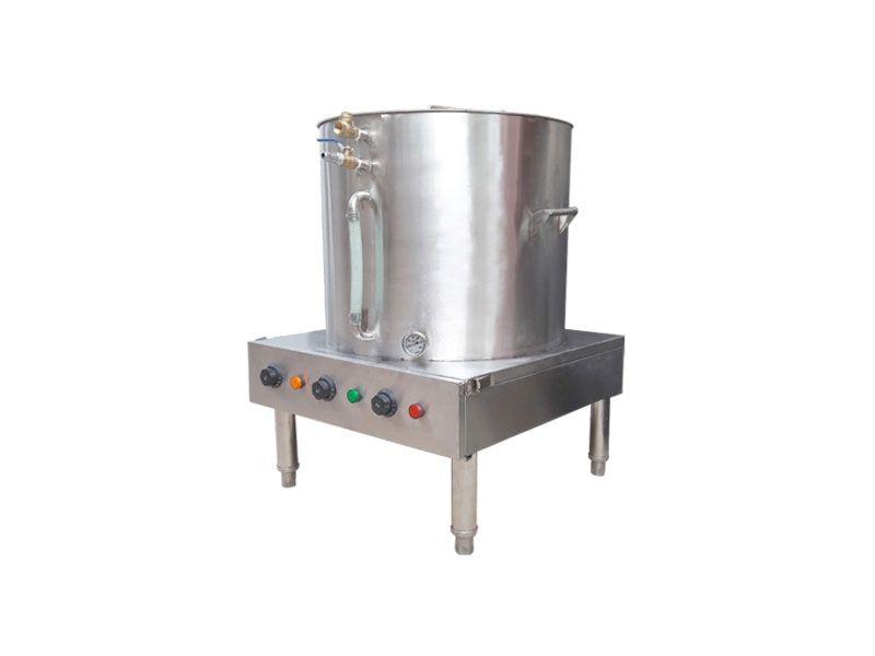 Đánh giá yếu tố cơ bản về nồi nấu cháo điện sử dụng dầu dẫn nhiệt