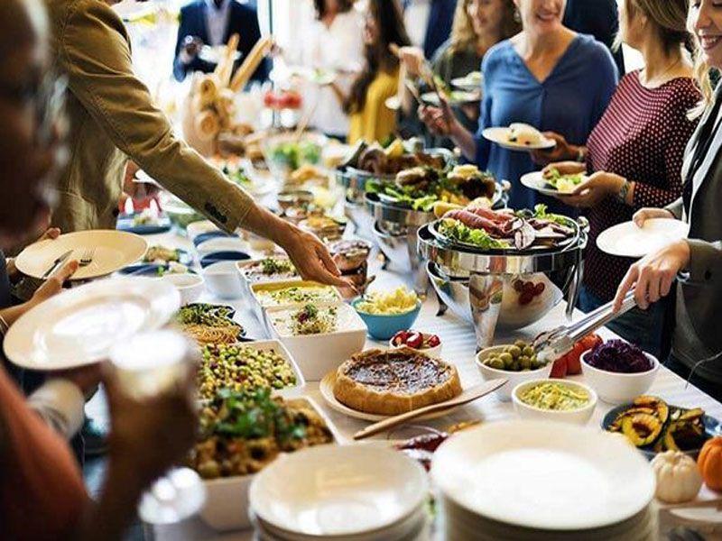 Bật mí 9 loại dụng cụ phục vụ tiệc buffet cần có