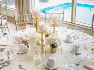 Bàn ghế tiệc cưới inox – Sự lựa chọn thông minh dành cho người tiêu dùng