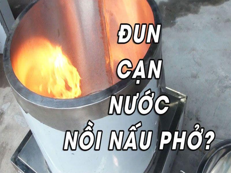 Sử dụng nồi kém chất lượng có thể gây ra cháy nổ