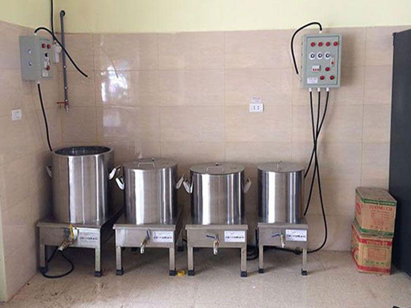 Nồi nấu phở điên giá rẻ sẽ ảnh hưởng trực tiếp tới chất lượng nước nấu ra