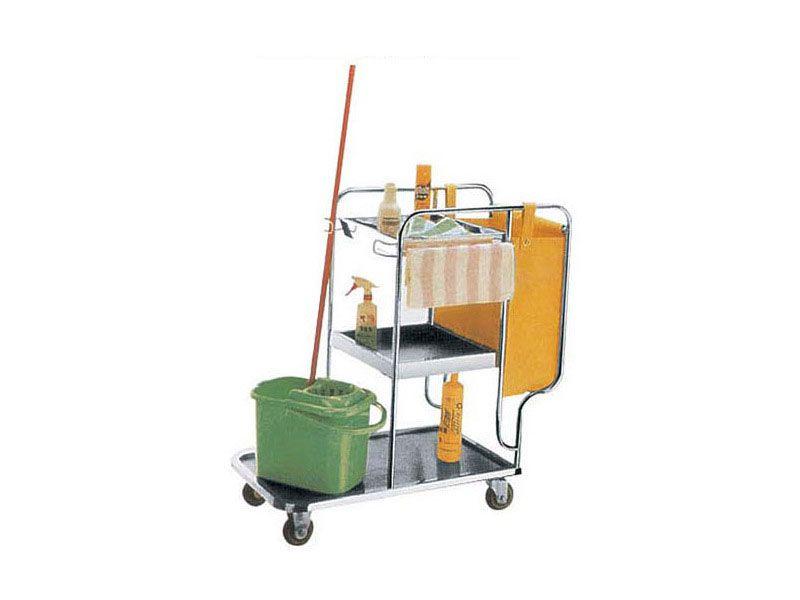Dungcunhahangkhachsan – Địa chỉ sản xuất và phân phối xe đẩy dọn vệ sinh chất lượng