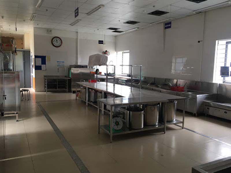 Bàn bếp inox công nghiệp luôn là sự lựa chọn hàng đầu dành cho không gian bếp
