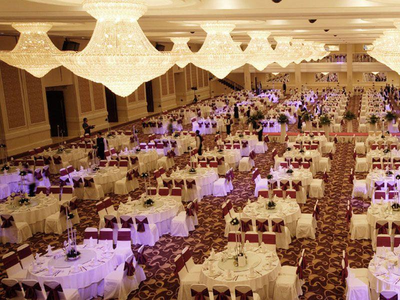 Hướng dẫn cách chọn bàn ghế nhà hàng tiệc cưới phù hợp