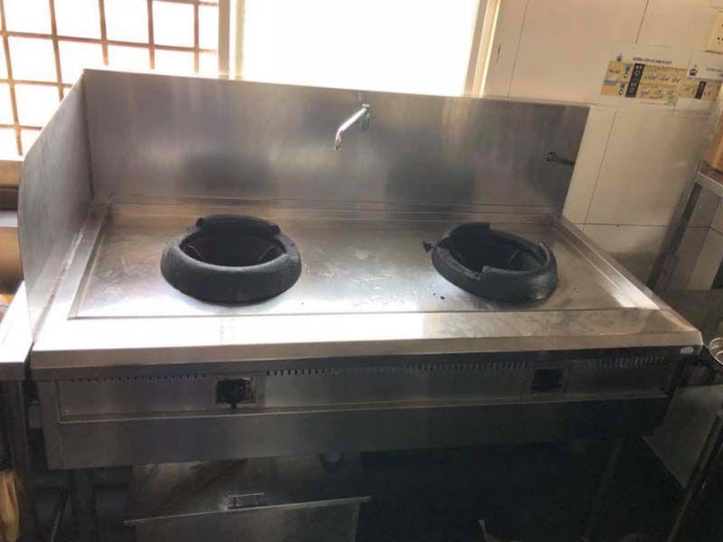 Cấu tạo của bếp Á luôn phù hợp với căn bếp hiện đại