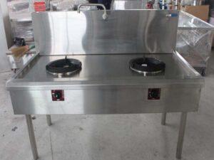 Lưu ý quan trọng khi sử dụng bếp Á công nghiệp