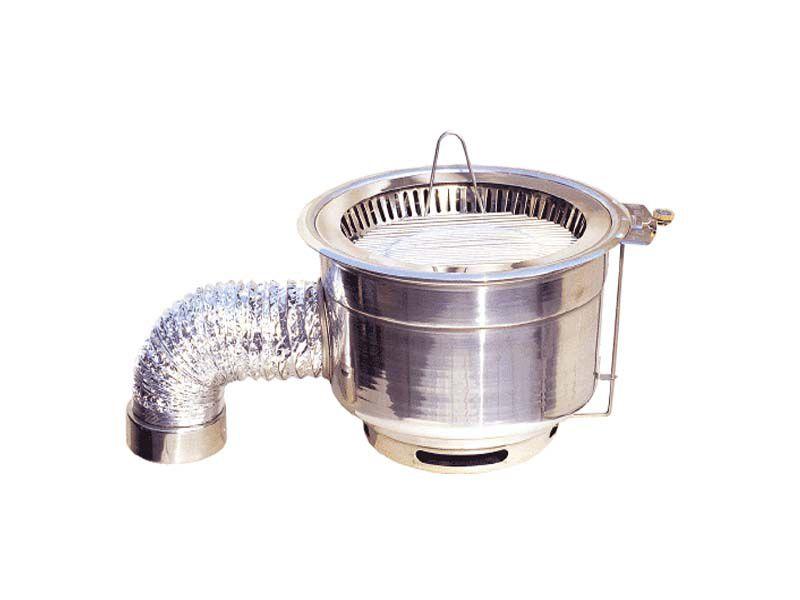Bếp lẩu nướng không khói