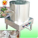 Nồi nấu phở do Việt Nam sản xuất sẽ đảm bảo chất lượng trong quá trình nấu nướng