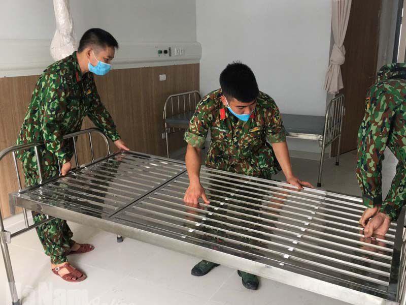 Giường inox luôn mang lại nhiều ưu điểm trong tình hình phức tạp hiện nay