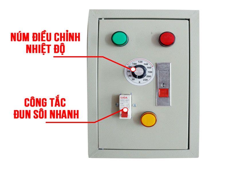 Xử lý điện nhằm đảm bảo an toàn cho người tiêu dùng