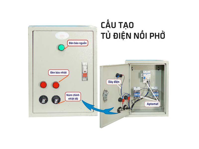 Bạn có thể điều chỉnh nhiệt độ trong quá trình nấu phở