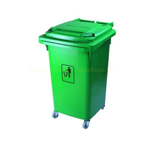 Thùng rác công nghiệp 60L BE715T06