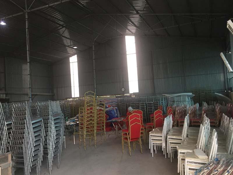 Inox Nhật Minh – Địa chỉ thiết kế sản xuất bàn ghế nhà hàng tiệc cưới uy tín trên toàn quốc