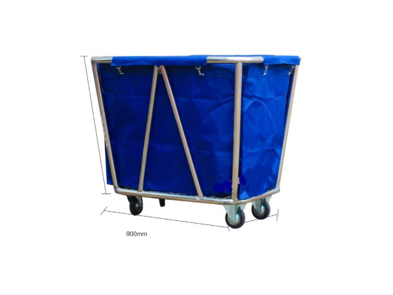Xe đẩy giặt là khách sạn do Inox Nhật Minh cung cấp có nguồn gốc xuất xứ rõ ràng