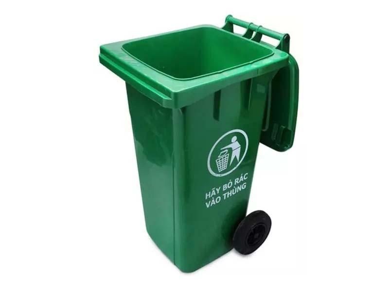 Thùng rác 60 lít có nguồn gốc xuất xứ rõ ràng, đảm bảo chất lượng