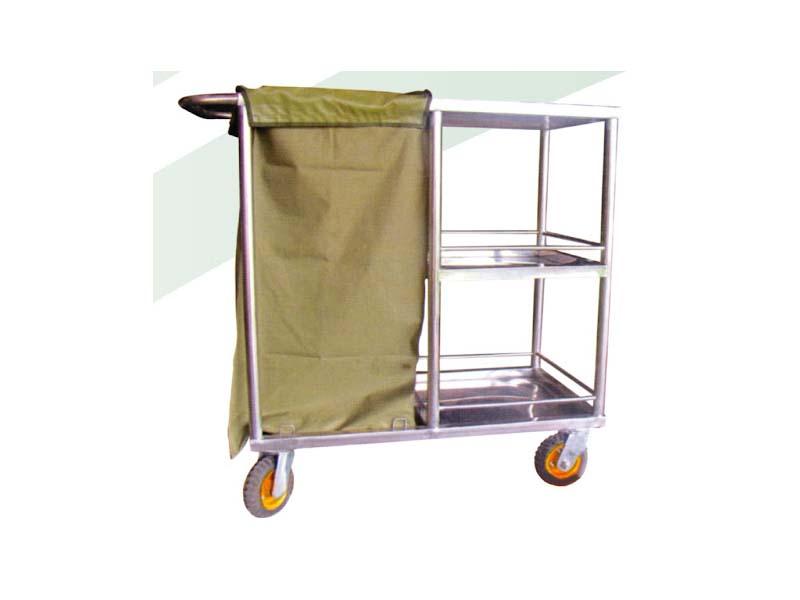 Inox Nhật Minh – Địa chỉ sản xuất và cung cấp xe giặt là khách sạn trên toàn quốc