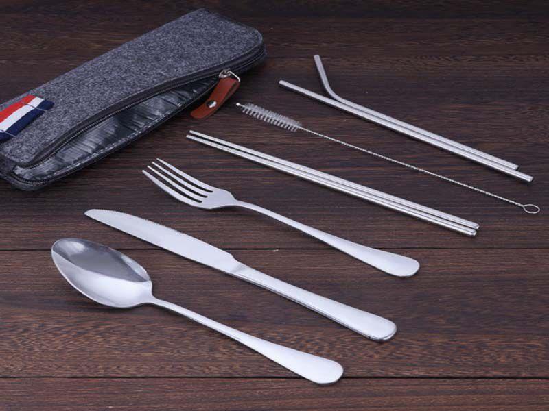 Bộ dao muỗng nĩa inox nhập khẩu - loại đẹp, cao cấp, chịu nhiệt tốt